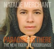 Paradise Is There 0075597949759 by Natalie Merchant CD With DVD