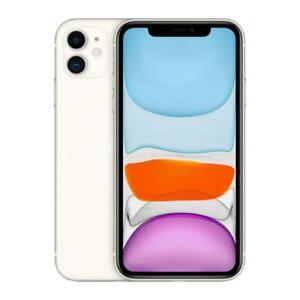 Apple iPhone 11 - 64GB - White - Unlocked - Smartphone iOS