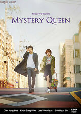 Mystery Queen Korean Drama (4DVDs) Excellent English & Quality!