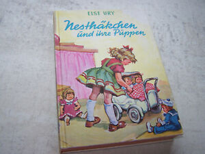 Nesthäkchen und ihre Puppen von Else Ury (geb.)