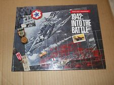 World War II Remembered: 1942: Into The Battle (1992, Hardcover, Illustrated,