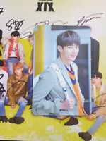 1the9 Shin Yechan Makestar Limited Edition Rare Photocard PLUS FREE PHOTOCARD