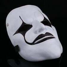 El tema de la película Slipknot Joey Cremallera Boca Pieza Facial Halloween Rave Cosplay Fiesta