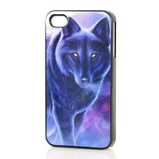 Custodia Cover 3D Per Iphone 5 - Wolf