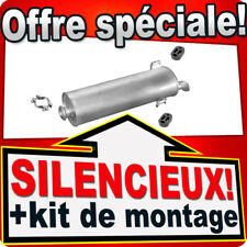 Silencieux Arriere PEUGEOT 306 1.8 1.9 D 1.1 1.4 1.6 1.8 Hayon 1993-2002 TUY