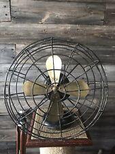 Vintage Westinghouse Brass Electric Fan