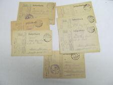 MES-46748Alte Feldpostkarten 1916/17 11 St.,ohne Original Verpackung,