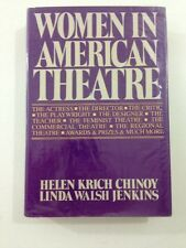 Women in American Theater - Helen Chinov (1988, Hardcover, Dust Jacket, 1st Ed.)