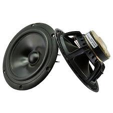 Speaker Kit 5 : 2x  Peerless M16NH  +  2x  Monacor DT25N +  2x Crossovers  NEW