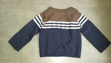 Very Chic Sweater Boy Jacadi 2 Years 24 Month Very Good Condition