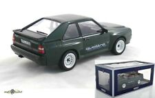 Audi Sport Quattro Green With Writing 1985 1:18 Norev Limited 18831S