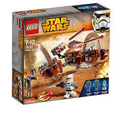 LEGO Star Wars 75085 Hailfire Droid Nuovo OVP Sigillato Clone Tropper tenente