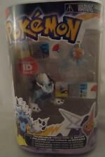 NEW Pokemon RARE Black and White Thundurus Fulguris Figures Lot of 2 Cards Tomy