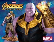2018 KOTOBUKIYA ARTFX+ THANOS 1/10 AVENGERS INFINITY WAR iron Spider Man Ironman