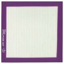 Silicone Appli-Fuse Mat ~ 12 x 12 ~ Applique Fusing Mat ~ Gypsy Quilter