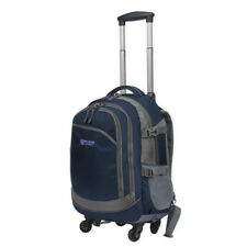 High quality 4 wheel detachable trolley Backpack  Ryanair Easyjet cabin approved