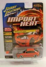 1998 '98 Honda Civic Custom Red Mijo Import Heat Street Freaks Diecast 2018