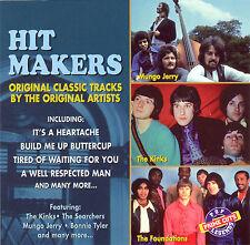 CD Hit Maker - 1996 (Bonny Tyler, The Kings, Mungo Jerry ....)