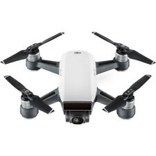 DJI Spark Quadcopter (Alpine White) NOT ACTIVATED - open box