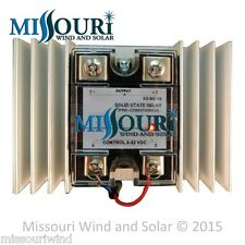 100 Amp Solid State Relay for solar charge controllers
