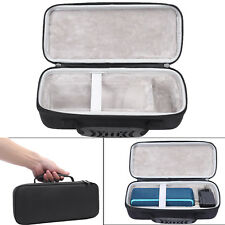 EVA Hard Travel Carry Bag Storage Case for Sony SRS-XB21 Bluetooth Speaker Black