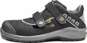 BASE ESD Sicherheitssandale Arbeitsschuhe Sandalen B-Fresh S1 47 top Dämpfung