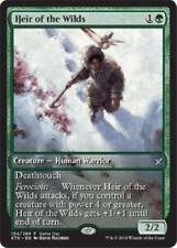 MTG Khans of Takir - Heir of the Wild *Full Art* Promo (x4) - Mint