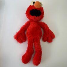 "Vintage Applause Elmo Plush Sesame Street Muppets 15"" Made in Korea"