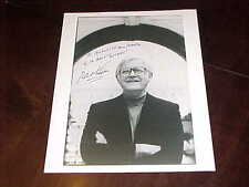 Robert Wise Autographed Signed Photo with Inscription Academy Award Winner