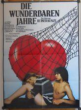 WUNDERBAREN JAHRE (Plakat '79) - MARTIN MAY / REINER KUNZE