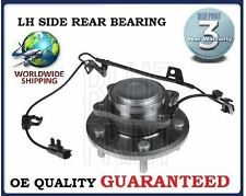 FOR DODGE JOURNEY 2.0DT 2.4i 6/2008-> REAR LEFT SIDE WHEEL BEARING KIT COMPLETE