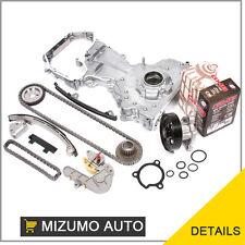 Fit 02-06 Nissan Altima Sentra 2.5L Timing Chain Kit Water Oil Pump QR25DE
