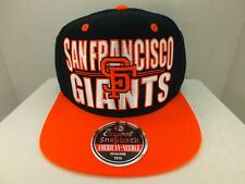 San Francisco Giants MLB Retro Vintage Snapback Hat Cap NEW By NEW With Tags