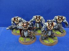 Cataphractii Captain + 4 Cataphractii Terminatoren der Space Marines BEMALT