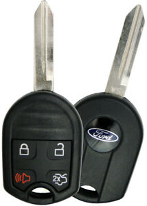 FORD Mustang 2005-2010 4 Button KEYLESS REMOTE KEY FOB USA Seller A+++