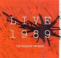 The Wedding Present - Live 1989 (Live Recording, 2013)