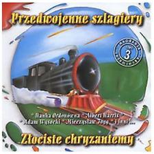 PRZEDWOJENNE SZLAGIERY 3 Złociste chryzantemy CD VGC