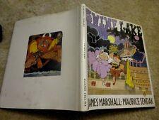 1999 Stated 1st Ed SWINE LAKE James Marshall & Maurice Sendak HC in dust jacket