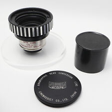 Nipponscope Anamorphic Rear Conversion Lens Cinemaddict Sold AS IS