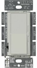 New Lutron Diva Dvsccl-153P-Pd Palladium Single Pole/3-Way Preset Cl Dimmer Led