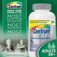 Centrum® Silver® Multivitamin Adults 50+ , 285 Tablets