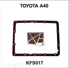 Auto Transmission Filter Kit VOLVO 240 B21A  4 Cyl CARB . 83-84  (BW55/A40 3 Spd
