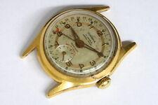 Rodania rare manual wind AS 984 Swiss watch with date hand indicator