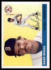 2020 Archives Base #98 Wade Boggs - Boston Red Sox