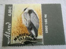 2005 Aland Birds Grey Heron used Mi.246, A7C13