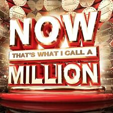 VARIOUS ARTISTS - NOW THAT'S WHAT I CALL A MILLION: 3CD ALBUM SET (2014)