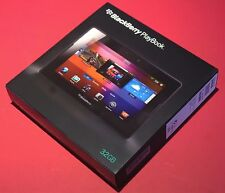 NEW RIM BlackBerry PlayBook Tablet 32GB WiFi PRD-38548-005 P100-32WF RDJ21WW UK