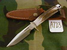 """RANDALL KNIFE KNIVES #5-4"""",SS,TN,NSHSQ,BL.-AL.S, STAG,DB,WT  #A723"""