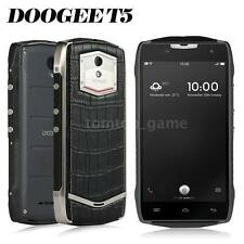 "5.0"" HD DOOGEE T5 Waterproof Smartphone Android 6.0 Octa Core 32GB 4500mAh T7B4"
