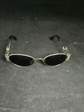 33a49161d7b5 GIANNI VERSACE Mens Womens Vintage Designer Sunglasses Silver MOD S51 26M  18318